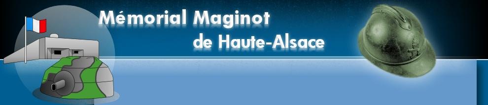 Tourisme militaire, Mémorial Maginot de Haute-Alsace.
